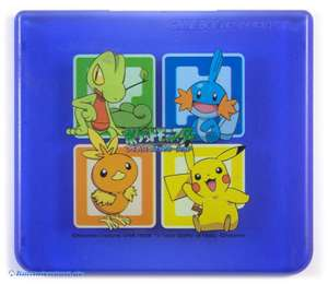 Faceplate Pokemon Center Edition: Advanced Generation #lila-transparent