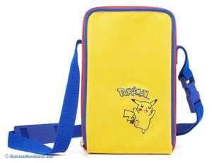 Pokemon Tasche für Konsole und 6 Module #gelb [Nintendo]