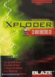 Cheat Catridge / Mogelmodul / Schummelmodul Xploder CD9000 Director's Cut