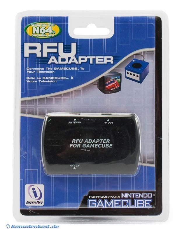 RFU Adapter [InterAct]
