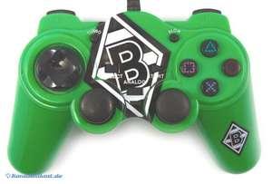 Controller / Pad mit Turbo & Slowmotion #Borussia Mönchengladbach Design [Big Ben]
