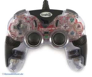 Controller / Pad #transp. Inferno Pad / PS407 [Logic3]