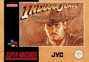 Indiana Jones - Greatest Adventures