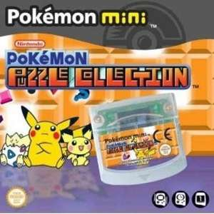 Pokemon Puzzle Collection