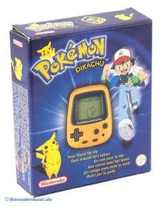 Pokemon Pikachu Ped-O-Meter / Pedometer / Schrittzähler