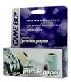 GameBoy Printer Paper / Druckerpapier / 3 Rollen