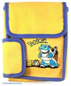 Originale Pokemon Tasche für alle GB's #gelb