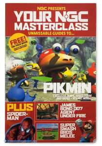 Spieleberater: Your NGC Masterclass - Pikmin, Smash Brothers Melee etc.