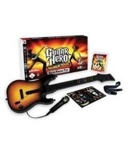 Guitar Hero: World Tour - Karaoke Bundle