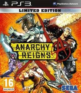 Anarchy Reigns #Limited Edition