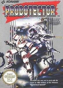 Probotector 1