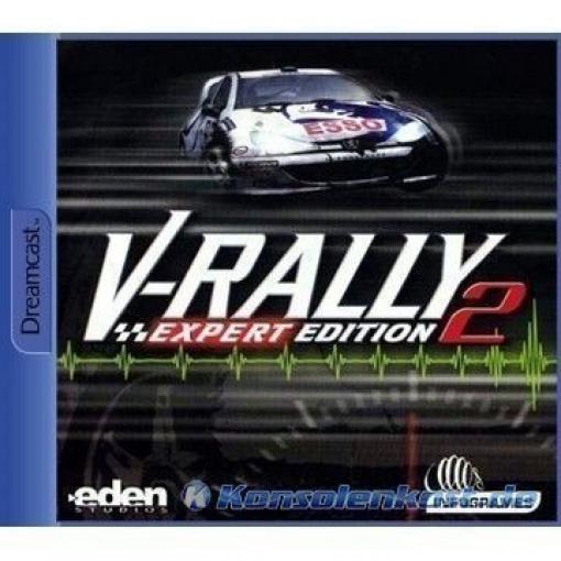 V Rally 2: Expert Edition