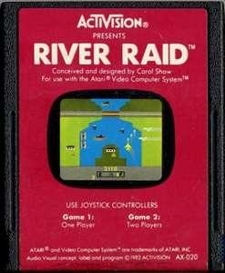 River Raid #Redlabel