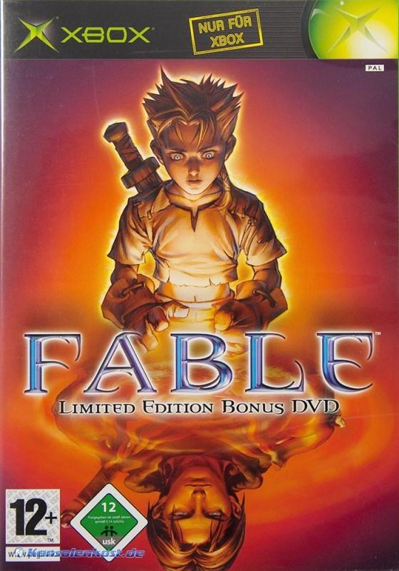 Fable Limited Edition Bonus DVD