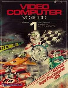 Cassette 1 - Autorennen