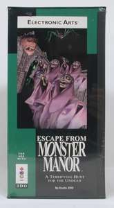 Escape from Monster Manor