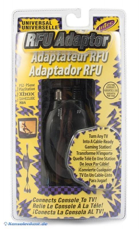 RF - Antennenkabel / Adapter / Auto-Switch [Mad Catz]