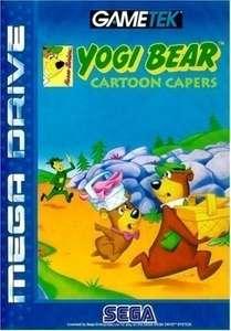 Yogi Bear Cartoon Capers