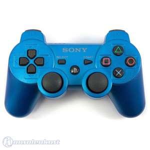 Original DualShock 3 Wireless Controller #metallic-blau [Sony]