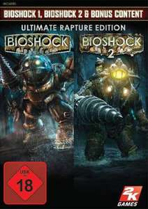 BioShock #Ultimate Rapture Edition