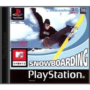 MTV Sports: Snowboarding