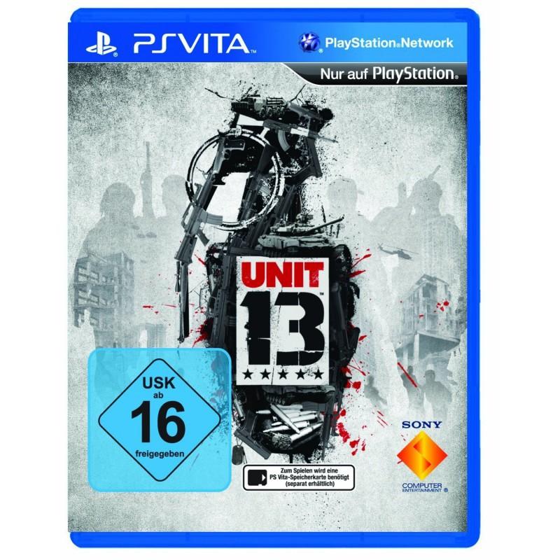 PS Vita - Unit 13