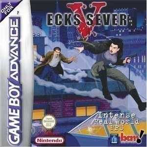 Ecks vs. Sever 1