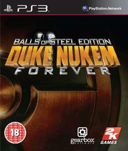 Duke Nukem: Forever #Balls of Steel Edition