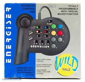 Controller / Pad mit Turbo & Slowmotion - Programmable Advanced Control Pad [Wild Things]