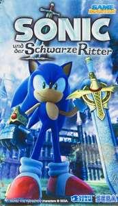 Case für GBA Spiele #Sonic und der schwarz Ritter [Game Master]