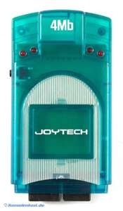 Memory Card VMU 4 MB #clear-blue [JoyTech]