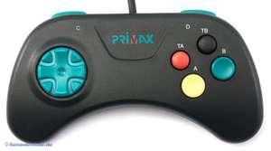 Controller / Pad #schwarz [Primax]