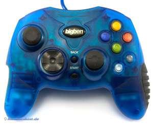 Controller / Pad #blau-transp. [BigBen]