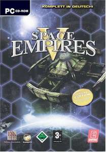Space Empires V / 5 - Deutsche Exklusiv-Edition