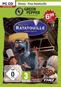Ratatouille [GreenPepper]