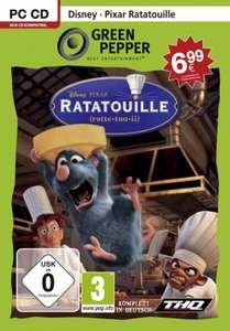 Ratatouille [GreenPepper]