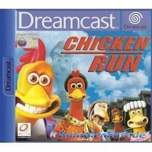 Chicken Run: Hennen Rennen