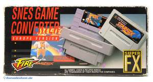 Import Adapter - SNES Game Converter MD-909 [Fire]
