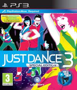 Just Dance 3 #Special Edition