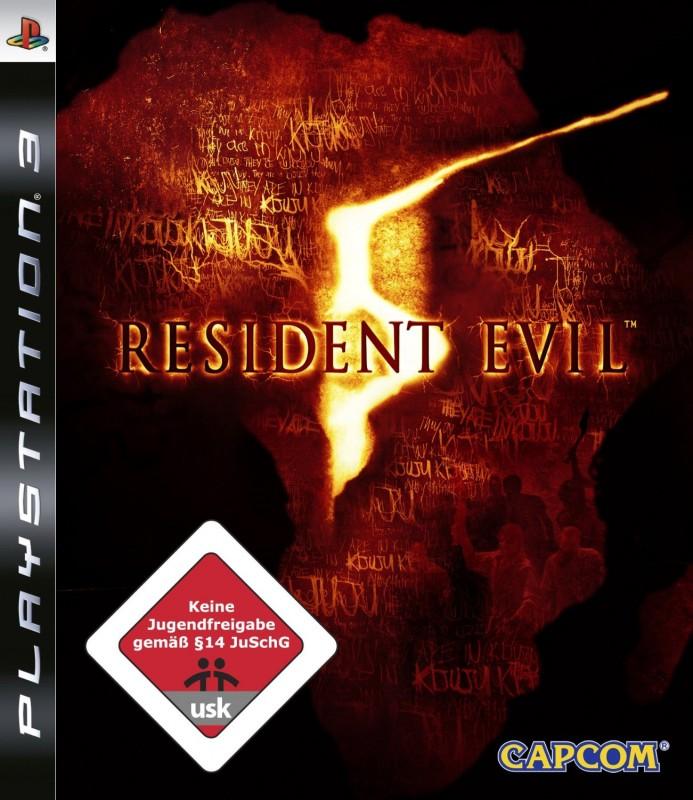 Resident Evil 5 [Standard]