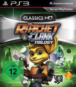 Ratchet & Clank: The Trilogy #Classics HD