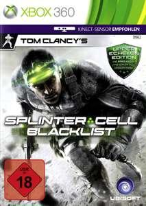 Splinter Cell: Blacklist #Upper Echelon Edition