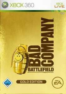 Battlefield: Bad Company #Limited Gold Edition