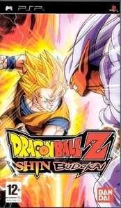 Dragonball Z Shin Budokai
