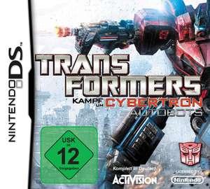 Transformers: Cybertron Autobots