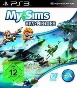 My Sims: Sky Heroes