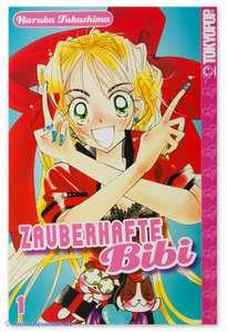 Manga: Zauberhafte Bibi - Vol. 1