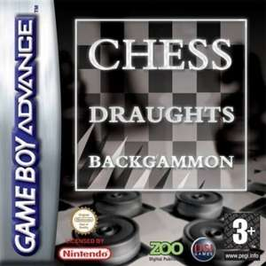 Chess + Draughts + Backgammon