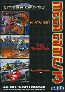 Mega Games 3: Super Monaco & Super Thunder Blade & Alien Storm