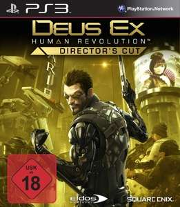 Deus Ex: Human Revolution #Director's Cut